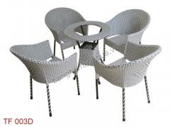 Bàn ghế cafe TF 003
