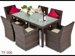 Bàn ghế cafe TF 006