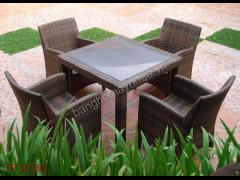 Bàn ghế cafe TF 016