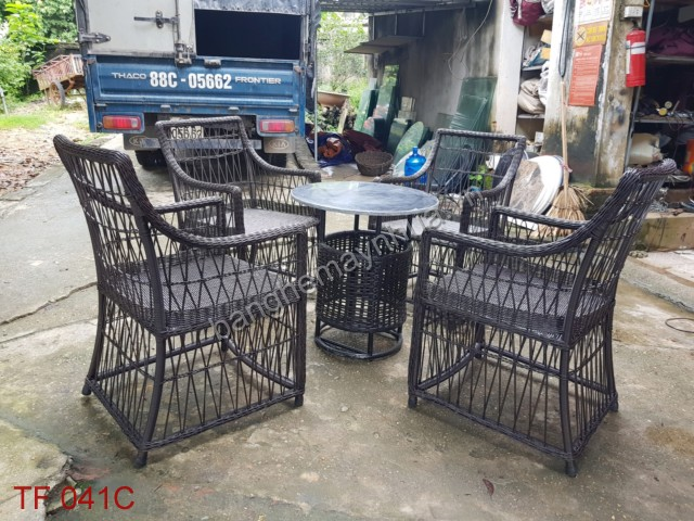 Bàn ghế  cafe TF 041