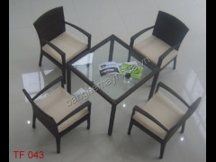 Bàn Ghế Cafe TF 043