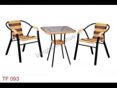 Ghế cafe ngoài trời TF 093