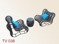 Bàn ghế sân vườn TV 038