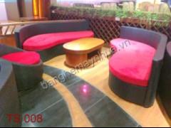 Sofa Ngoài Trời TS 008