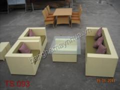 Bộ Sofa Ngàoi Trời TS 093