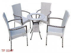 Bàn ghế cafe TF 004
