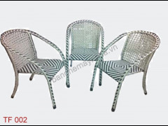 Bàn ghế cafe TF 002