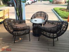 Bàn Ghế Cafe TF 022