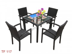 Bàn ghế cafe TF 117