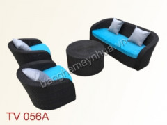 Bàn ghế ngoài tròi TV 056
