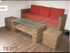Sofa Ngoài Trời TS 077