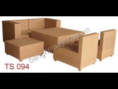 Bàn Ghế Sofa TS 094