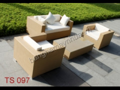 Bàn ghế sofa TS 097