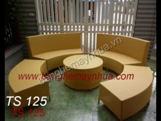 Sofa ngoài trời TS 125
